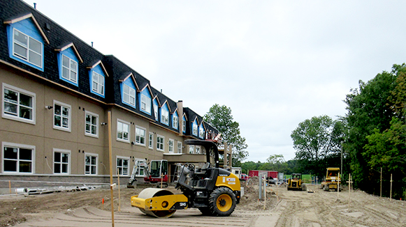Blake St. Seniors Residence - Bertram Construction