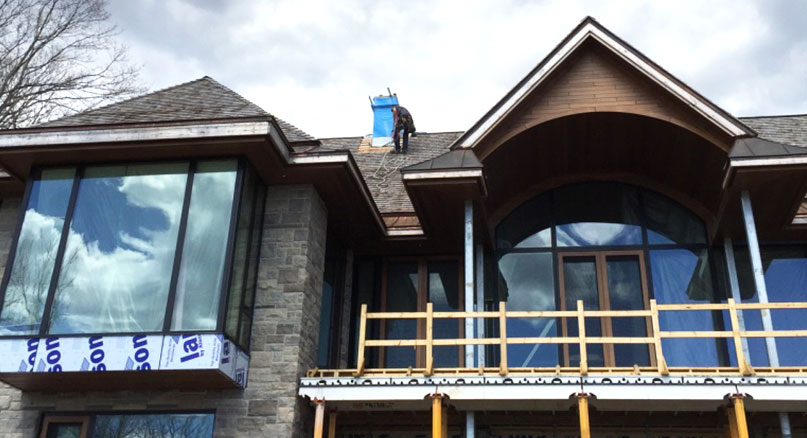 The Crook Residence - Bertram Construction - Barrie's Best Construction Servivces