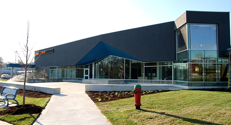 Innisfil Public Library - Bertram Construction - Barrie's Best Construction Servivces