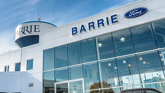 Barrie Ford - Bertram Construction