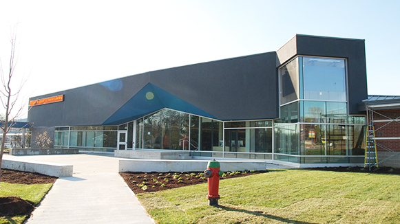 Innisfil Library - Bertram Construction