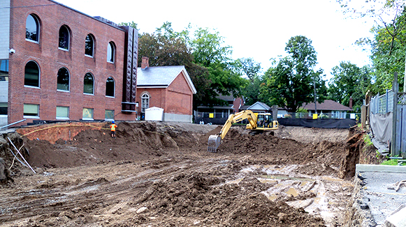 Orangeville Courthouse - Bertram Construction