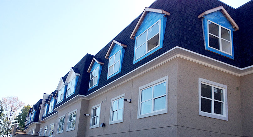 Blake Street Seniors Residence - Bertram Construction - Barrie's Best Construction Servivces